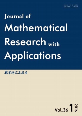 Journal of Mathematical Research with Applications杂志电子版2016年第01期