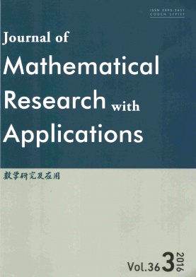 Journal of Mathematical Research with Applications杂志电子版2016年第03期