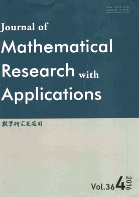 Journal of Mathematical Research with Applications杂志电子版2016年第04期
