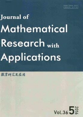 Journal of Mathematical Research with Applications杂志电子版2016年第05期