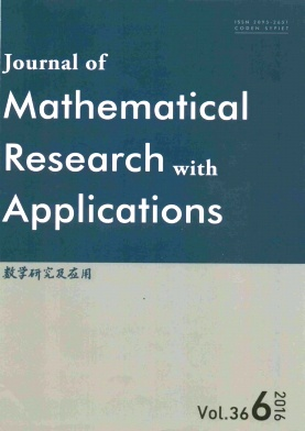 Journal of Mathematical Research with Applications杂志电子版2016年第06期