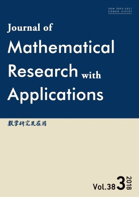 Journal of Mathematical Research with Applications杂志电子版2018年第03期