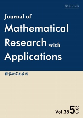 Journal of Mathematical Research with Applications杂志
