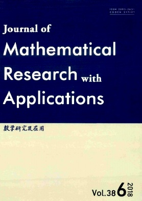 Journal of Mathematical Research with Applications2018年第06期