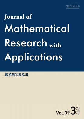 Journal of Mathematical Research with Applications2019年第03期