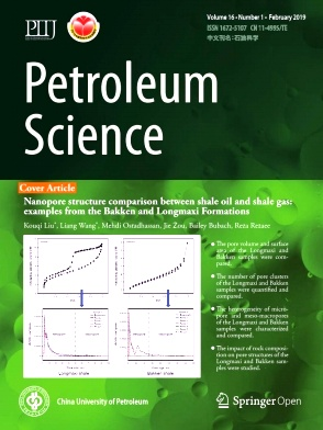 Petroleum Science2019年第01期