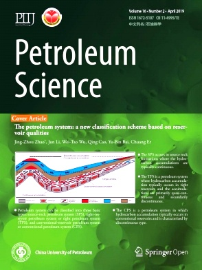 Petroleum Science2019年第02期