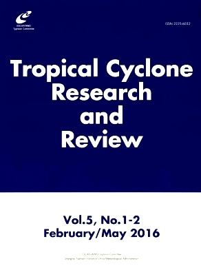 《Tropical Cyclone Research and Review》2016年Z1期