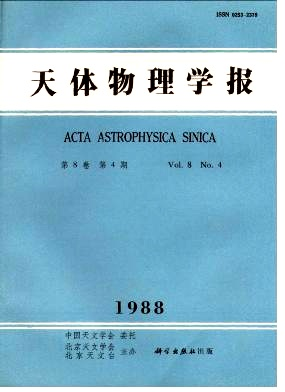 《Chinese Journal of Astronomy and Astrophysics》1988年04期