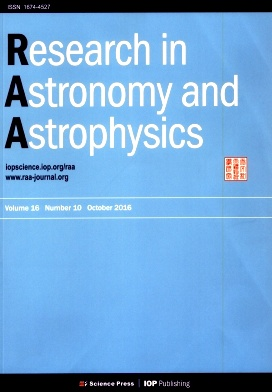《Research in Astronomy and Astrophysics》2016年10期