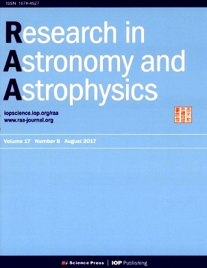 《Research in Astronomy and Astrophysics》2017年08期