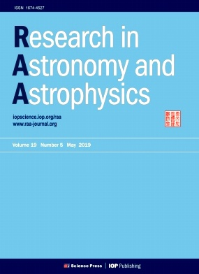 Research in Astronomy and Astrophysics2019年第05期