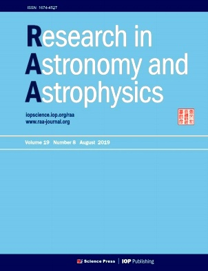 Research in Astronomy and Astrophysics2019年第08期
