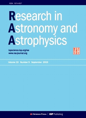 Research in Astronomy and Astrophysics2019年第09期