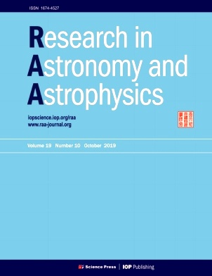Research in Astronomy and Astrophysics2019年第10期