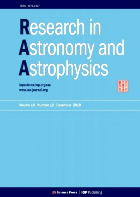 Research in Astronomy and Astrophysics2019年第12期