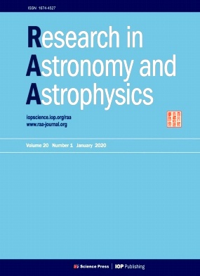 Research in Astronomy and Astrophysics2020年第01期