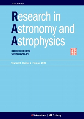 Research in Astronomy and Astrophysics2020年第02期
