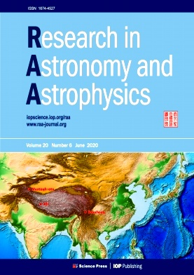 Research in Astronomy and Astrophysics2020年第06期