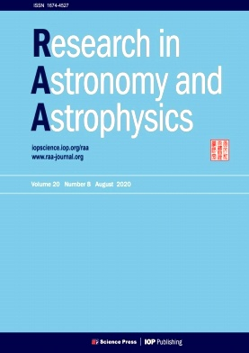 Research in Astronomy and Astrophysics2020年第08期