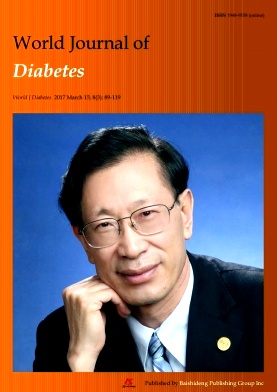 World Journal of Diabetes2017年第03期
