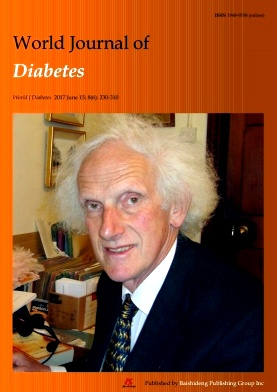World Journal of Diabetes2017年第06期