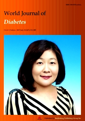 World Journal of Diabetes2017年第07期
