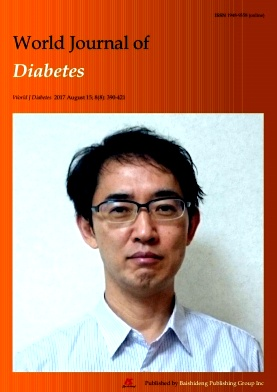 World Journal of Diabetes2017年第08期