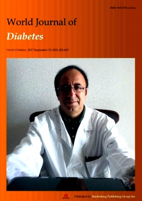 World Journal of Diabetes2017年第09期