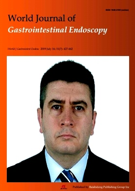 World Journal of Gastrointestinal Endoscopy杂志