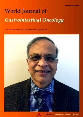 World Journal of Gastrointestinal Oncology