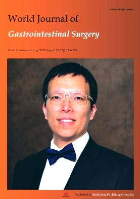 World Journal of Gastrointestinal Surgery