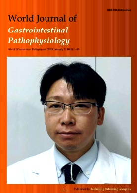 World Journal of Gastrointestinal Pathophysiology杂志