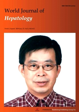 World Journal of Hepatology杂志