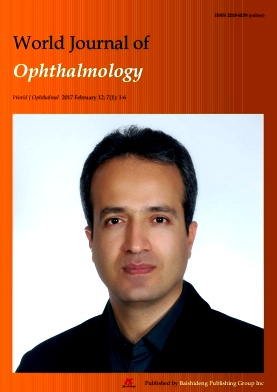 World Journal of Ophthalmology杂志