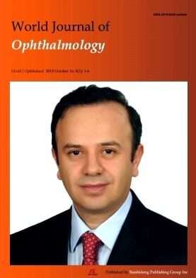 World Journal of Ophthalmology