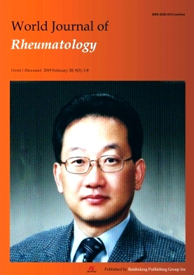 World Journal of Rheumatology