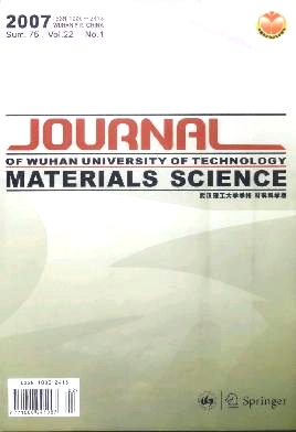 《Journal of Wuhan University of Technology(Materials Science Edition)》2007年01期