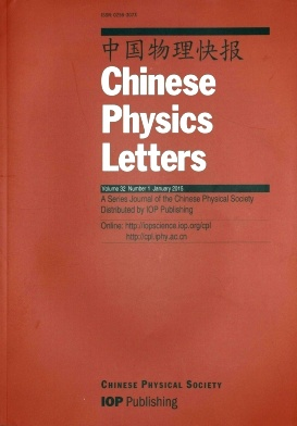 《Chinese Physics Letters》2015年01期