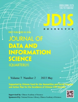 Journal of Data and Information Science