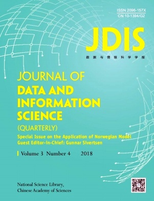 Journal of Data and Information Science2018年第04期