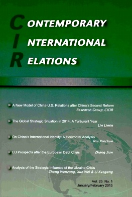 Contemporary International Relations杂志电子版2015年第01期