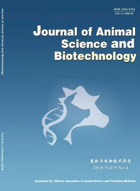 Journal of Animal Science and Biotechnology2018年第04期