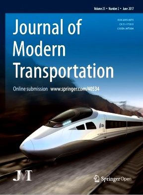 Journal of Modern Transportation2017年第02期