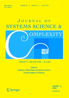 Journal of Systems Science & Complexity