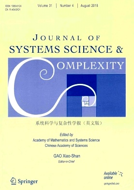 Journal of Systems Science & Complexity2018年第04期