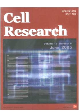Cell Research杂志2005年第06期