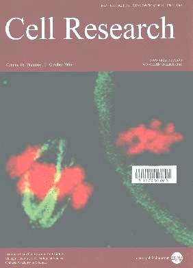 Cell Research2006年第10期