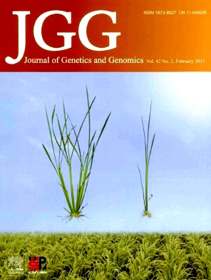 Journal of Genetics and Genomics杂志电子版2015年第02期
