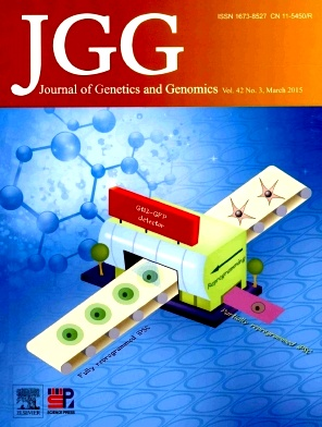 Journal of Genetics and Genomics杂志电子版2015年第03期